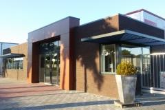 Verbouw garagebedrijf Hardenberg